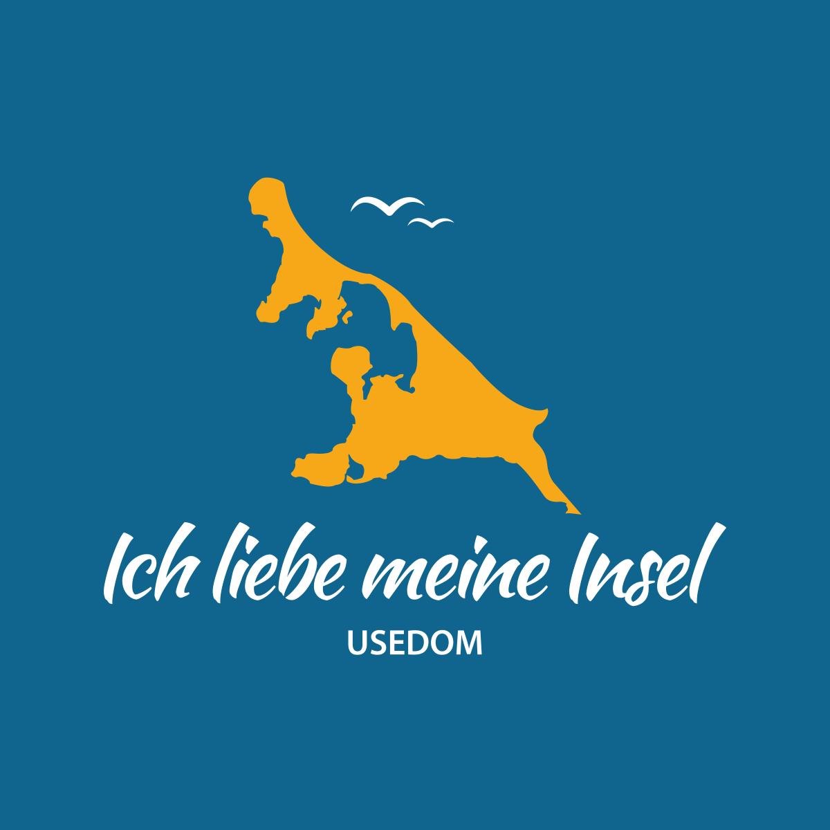 Ich liebe meine Insel Usedom - TYP01B